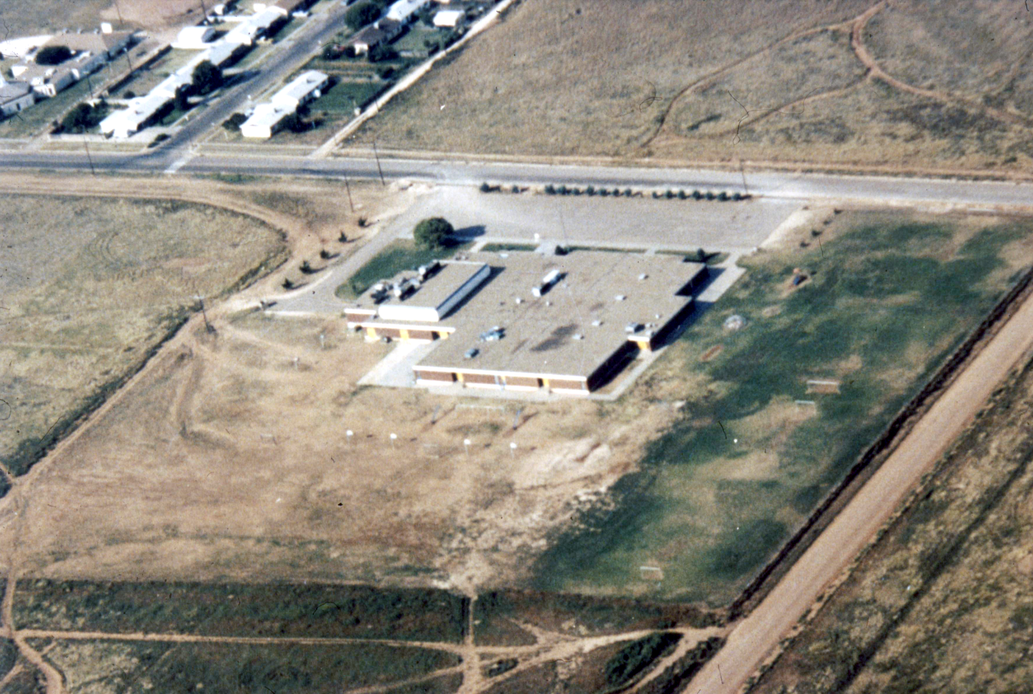 Historic photo of Barry Elementary